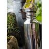 Klean Kanteen Reflect Bottle 18oz (532ml) Mirrored Stainless